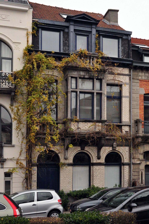Avenue Rogier 248, 2012