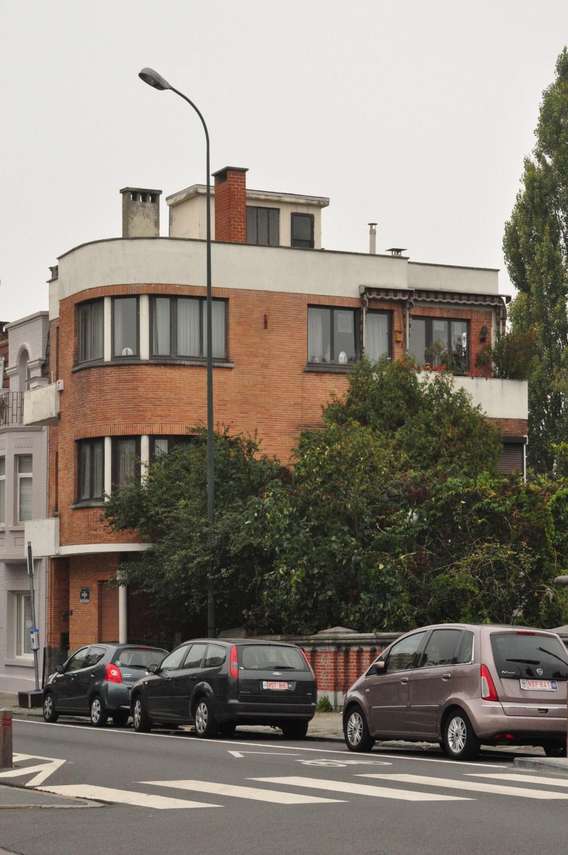 Avenue Rogier 328-330, 2011