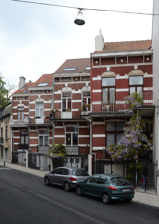 Rue de la Ruche 3 à 9, 2014