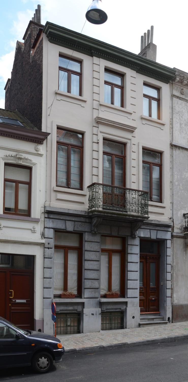 Rue de la Ruche 50, 2014
