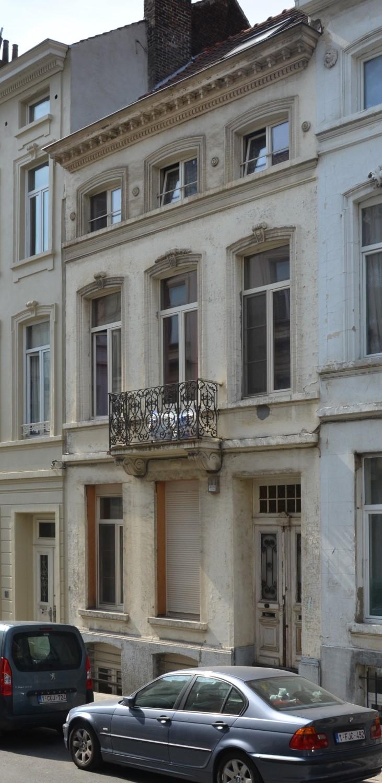 Rue Seutin 14, 2014
