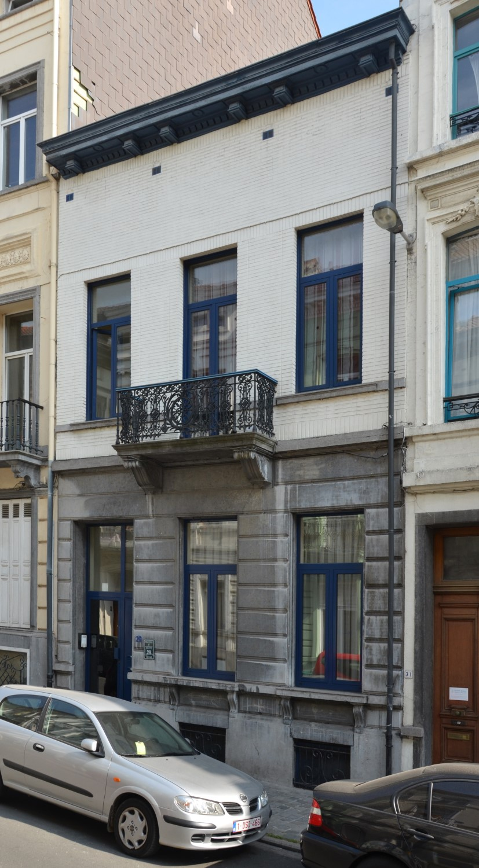 Rue Seutin 29, 2014