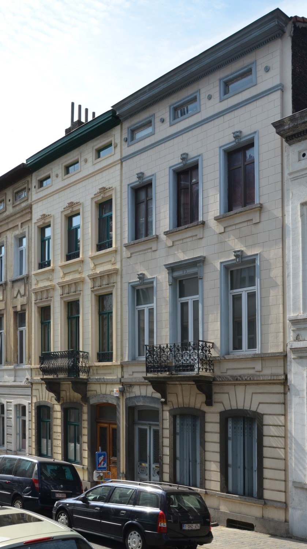 Rue Seutin 32 et 30, 2014