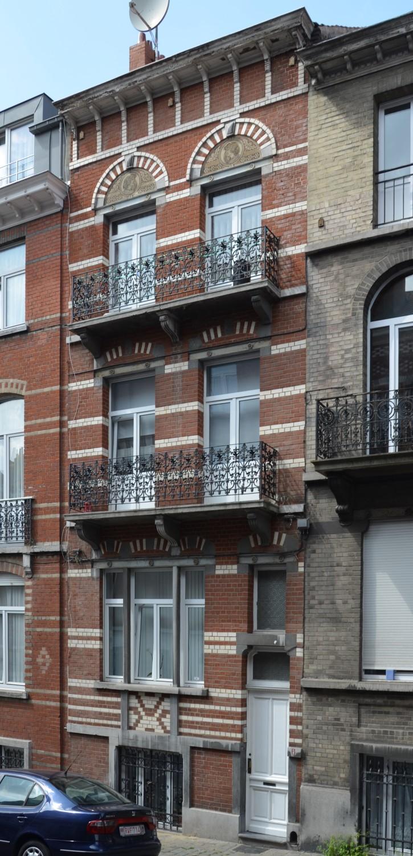 Rue Van Hove 6, 2014