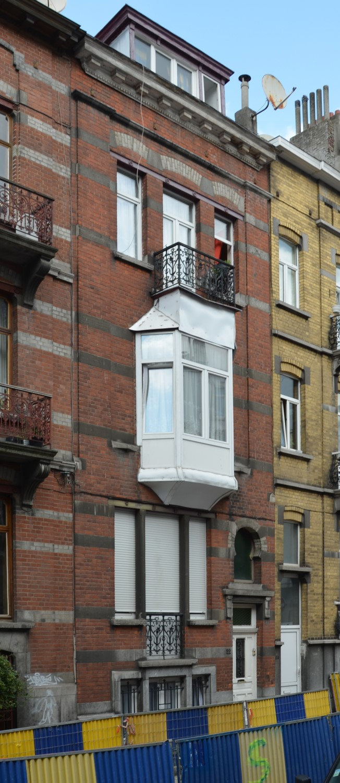 Rue Van Hove 22, 2014
