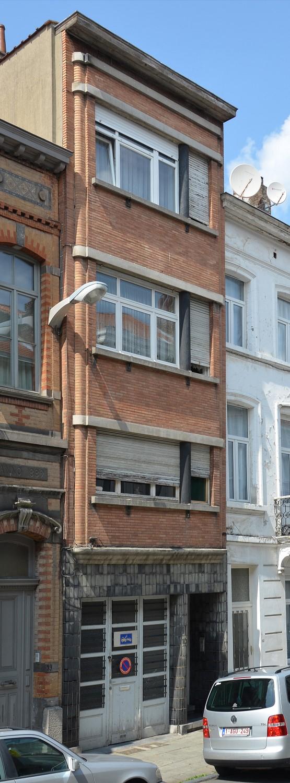 Rue Verboeckhaven 101, 2014