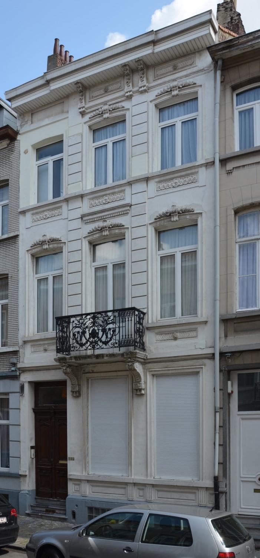 Rue Verboeckhaven 112, 2014