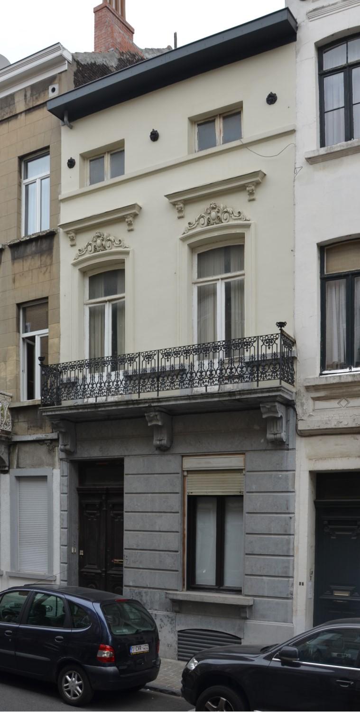 Rue Vifquin 24, 2014