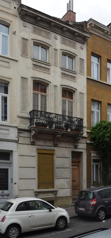 Rue Vifquin 47, 2014