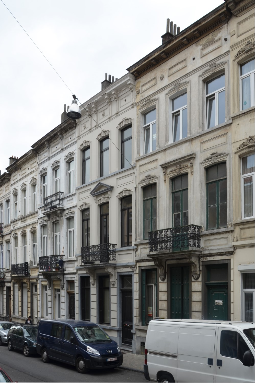 Rue Vifquin 65 à 59, 2014