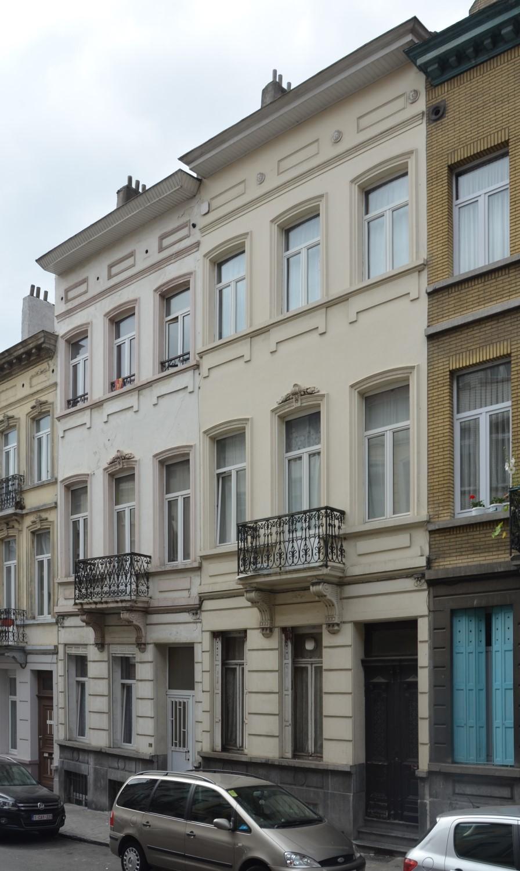 Rue Vifquin 79 et 77, 2014