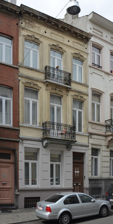 Rue Vifquin 81, 2014