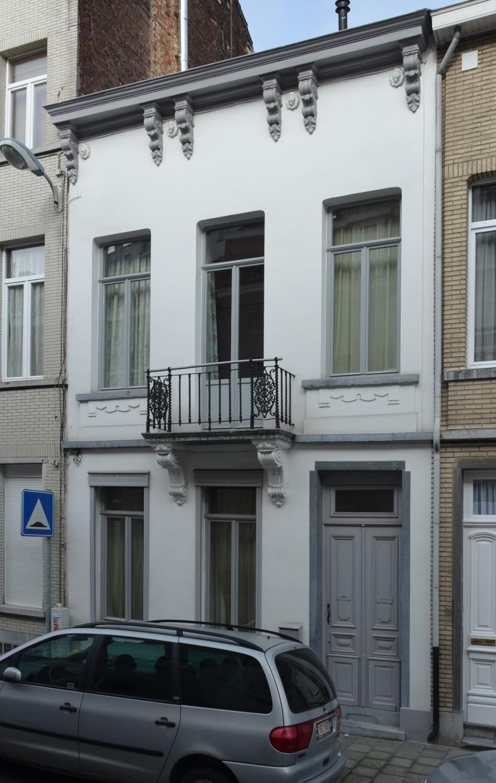 Rue Vonck 87, 2014