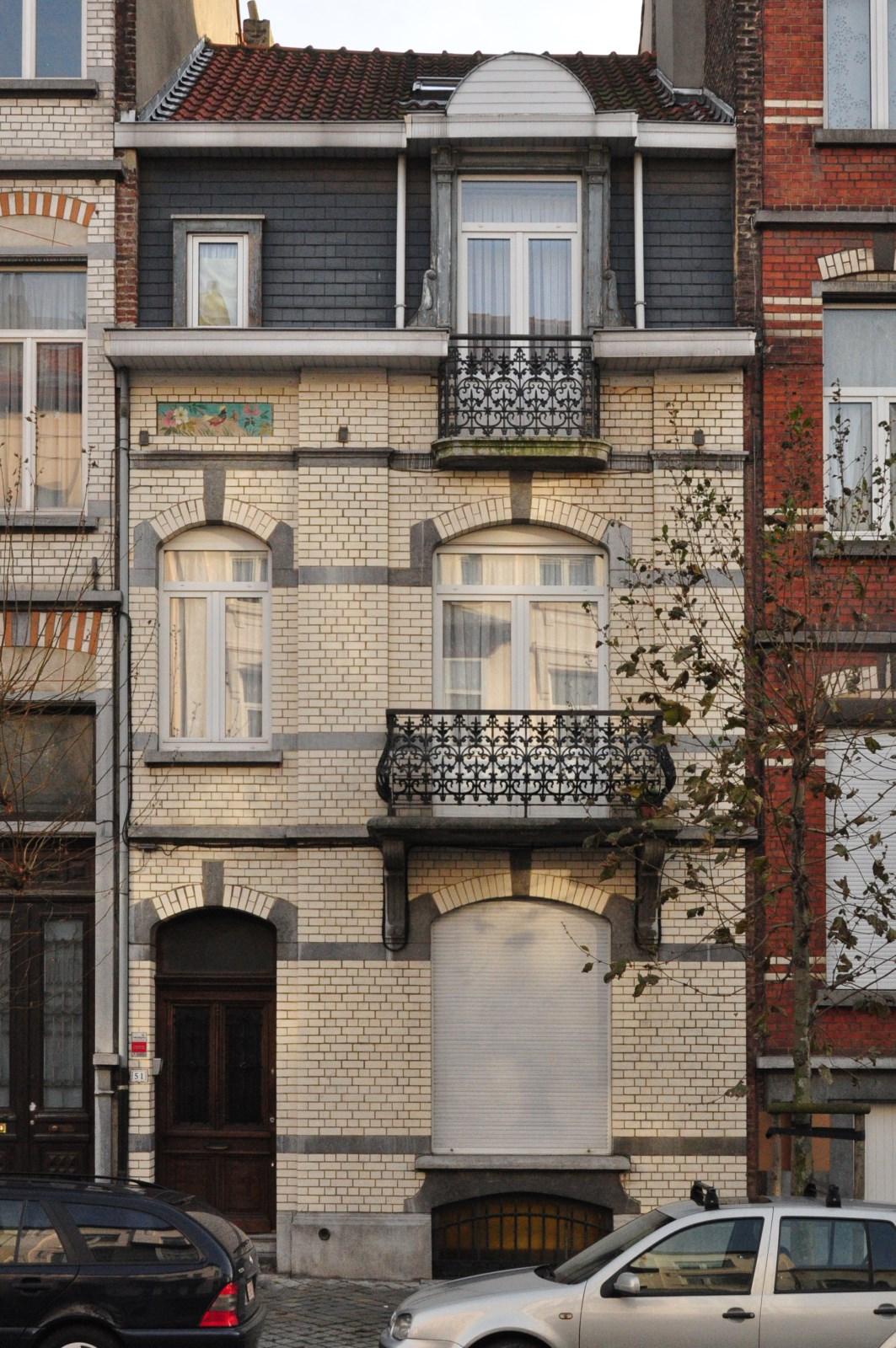 Avenue Albert Giraud 51, 2012