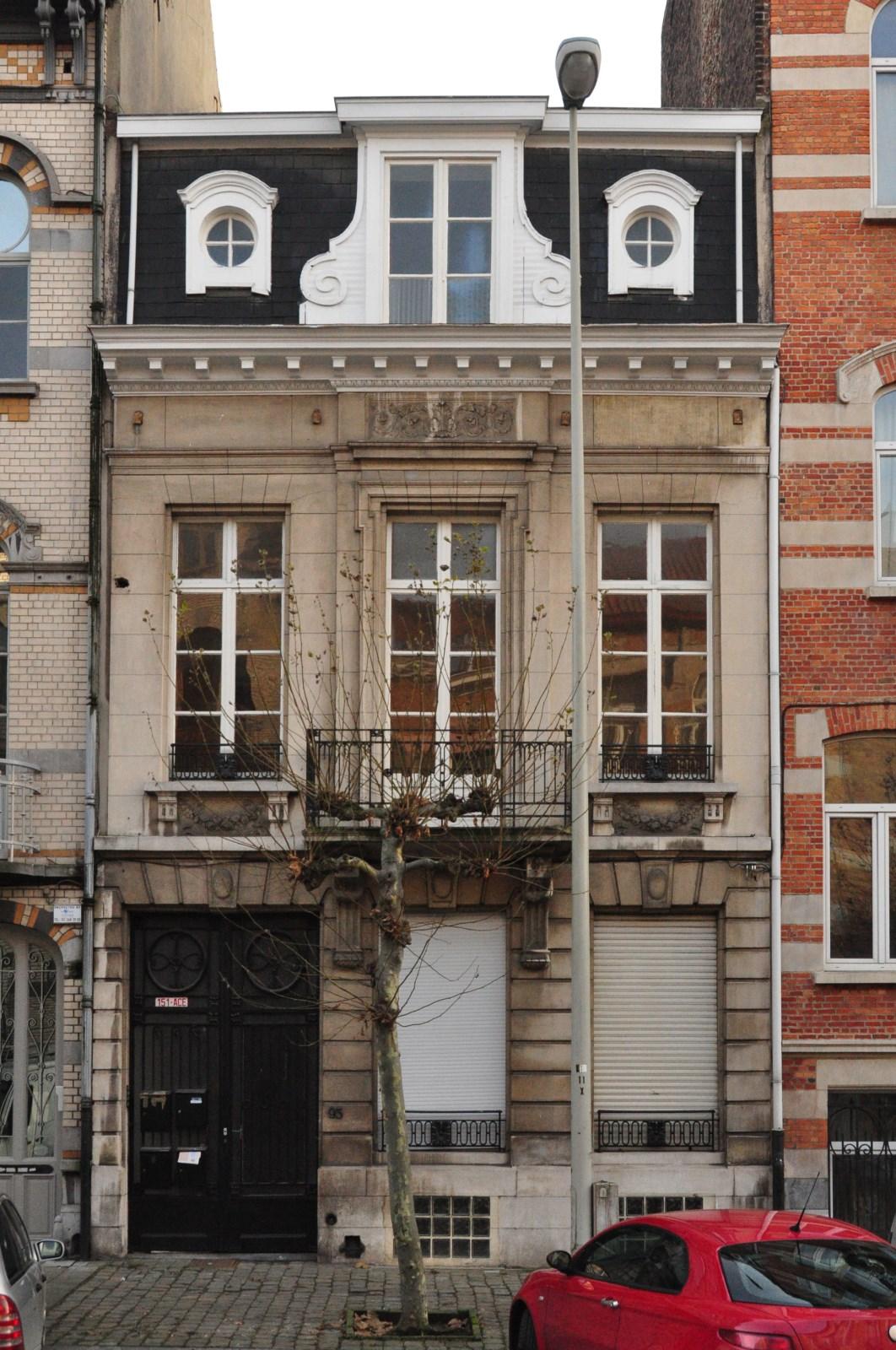 Avenue Albert Giraud 93, 2012