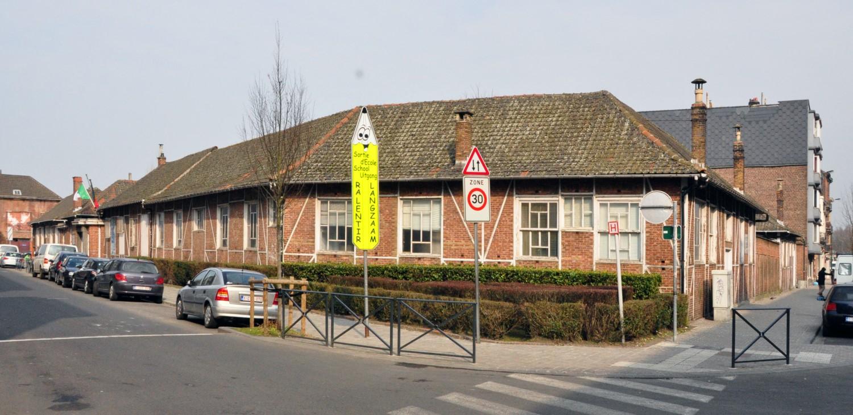 Rue Capronnier 1, École communale no 14, 2013