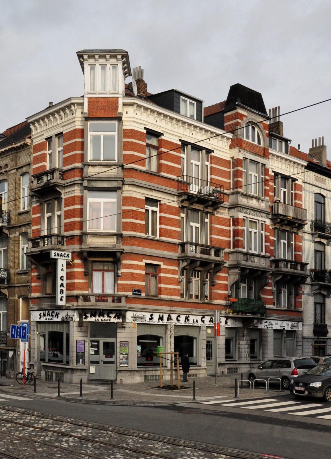 Avenue Émile Verhaeren 2, 2012