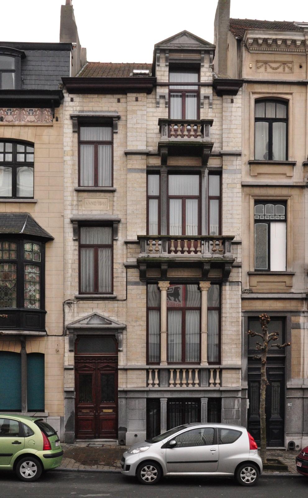 Avenue Émile Verhaeren 95, 2012