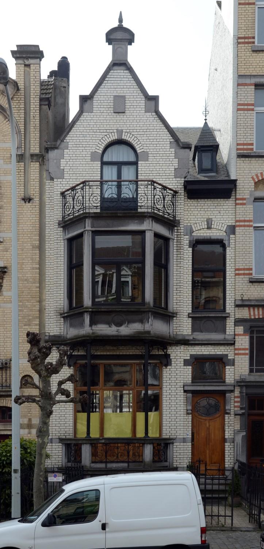 Avenue Eugène Demolder 9, 2013