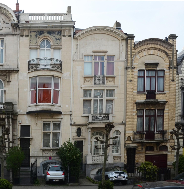 Avenue Eugène Demolder 15 à 11, 2013