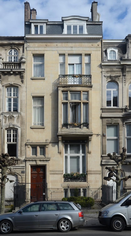 Avenue Eugène Demolder 34, 2013