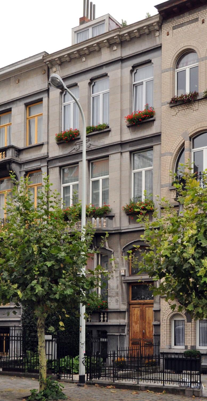 Avenue Eugène Demolder 77, 2013