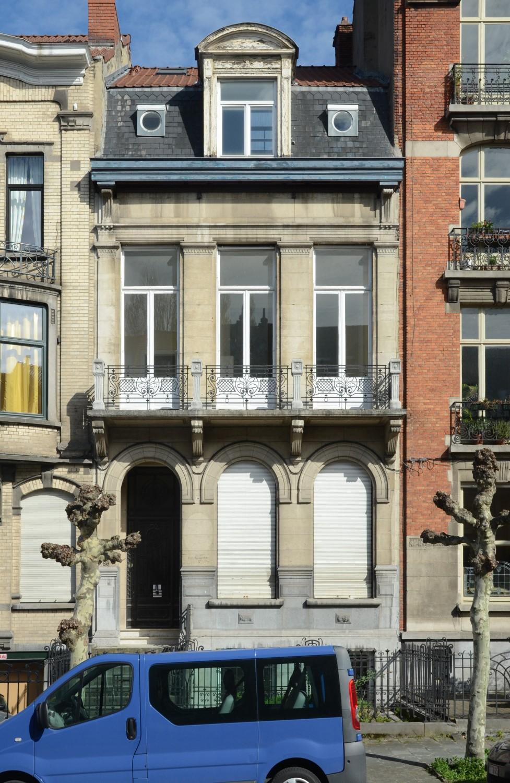 Avenue Eugène Demolder 86, 2013