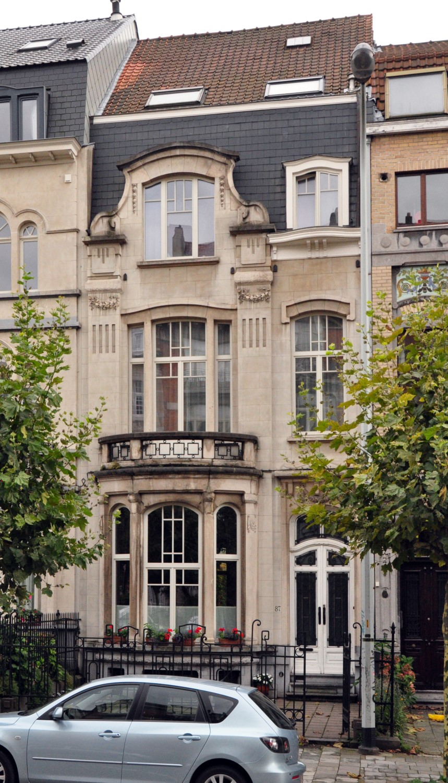 Avenue Eugène Demolder 87, 2013