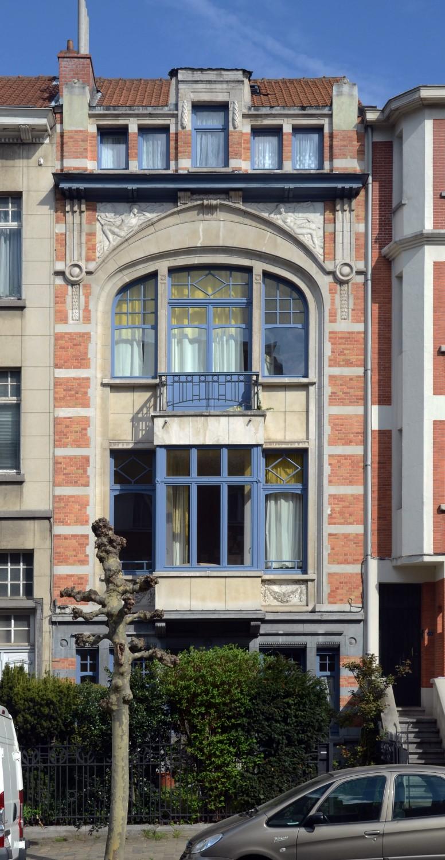 Avenue Eugène Demolder 152, 2013