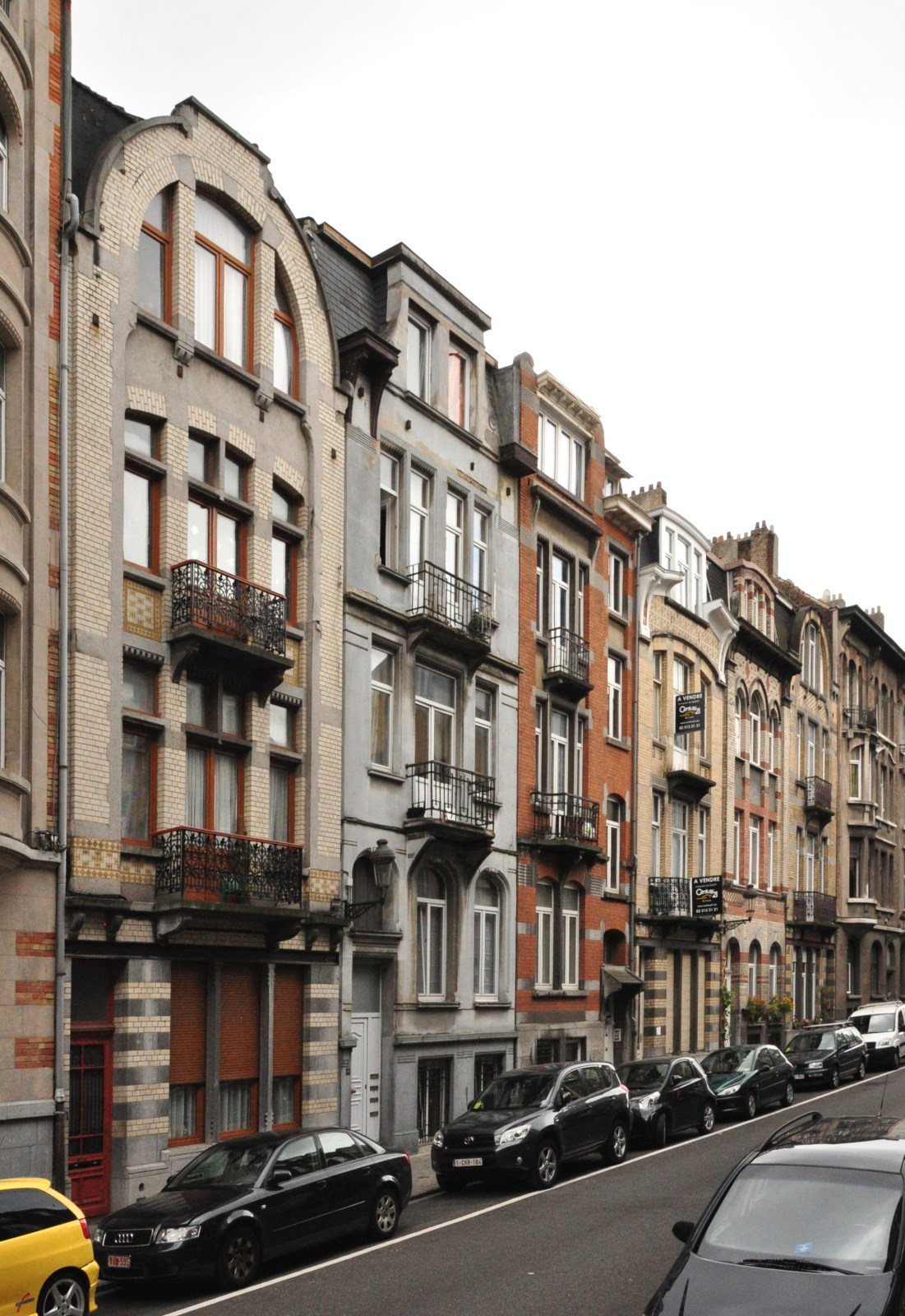 Max Roosstraat 31 tot 41, 2012