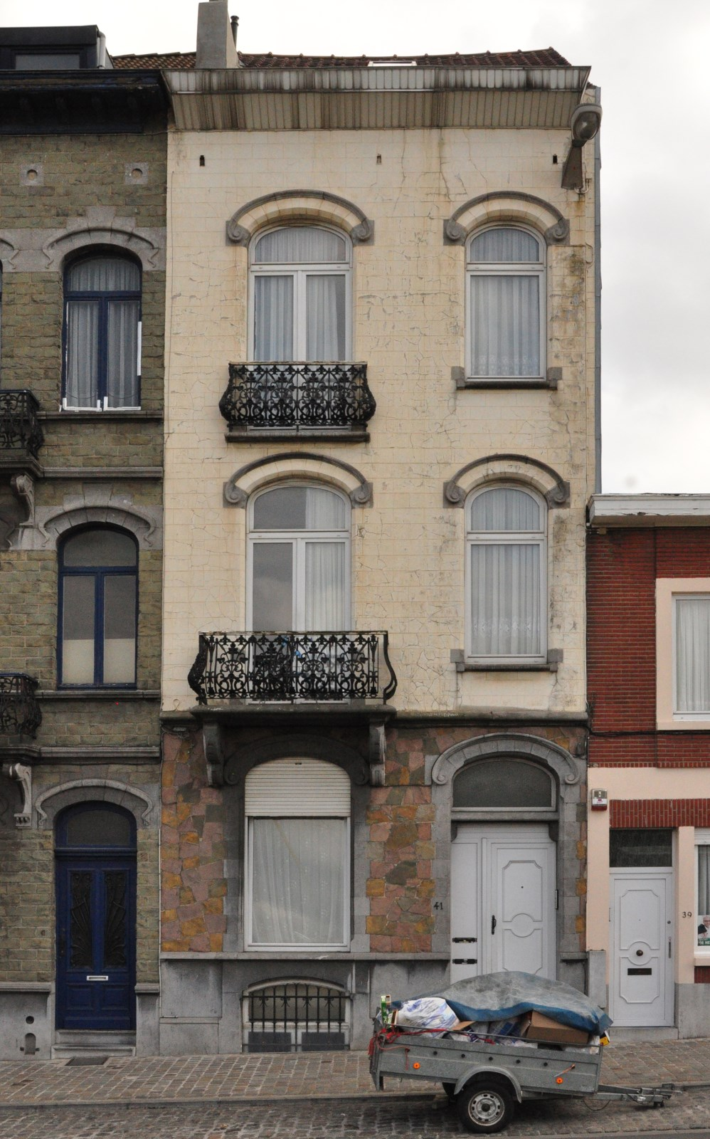 Avenue Mon Plaisir 41, 2012