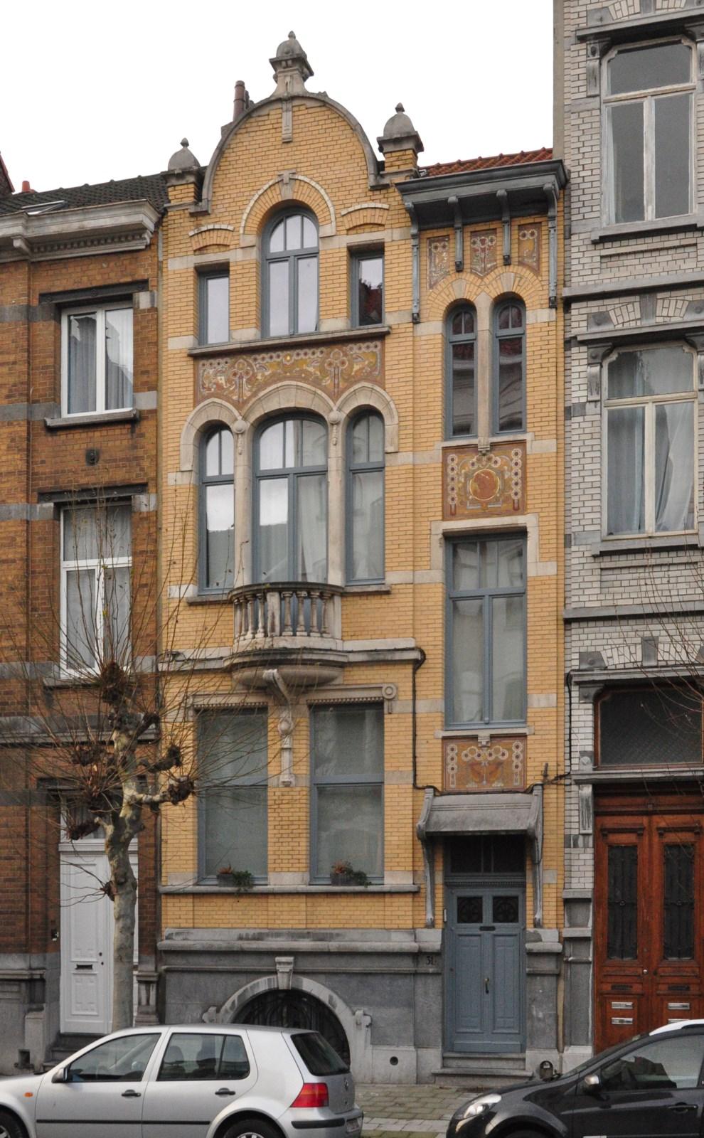 Avenue Sleeckx 31, 2012