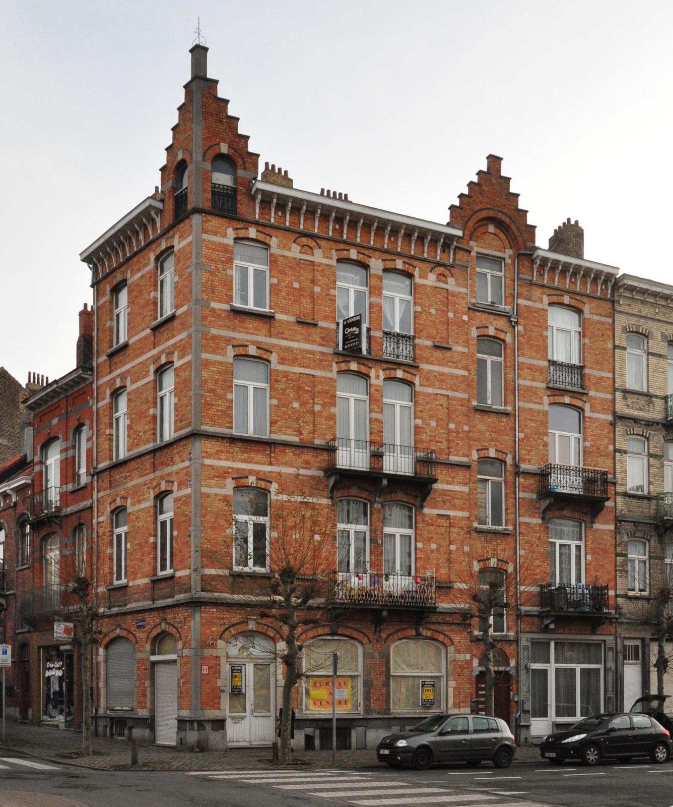 Avenue Sleeckx 64-68, 2012