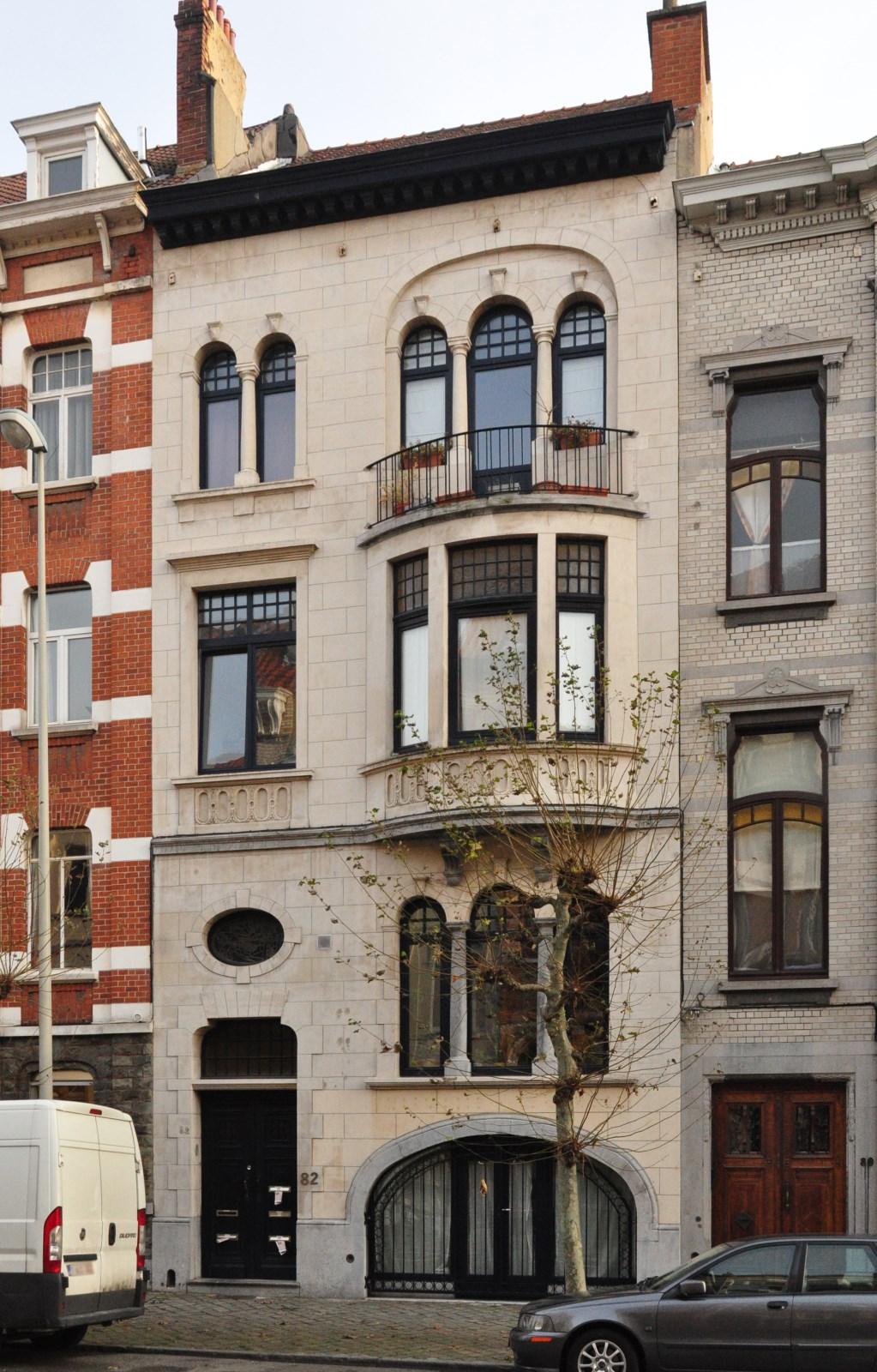 Avenue Sleeckx 82, 2012