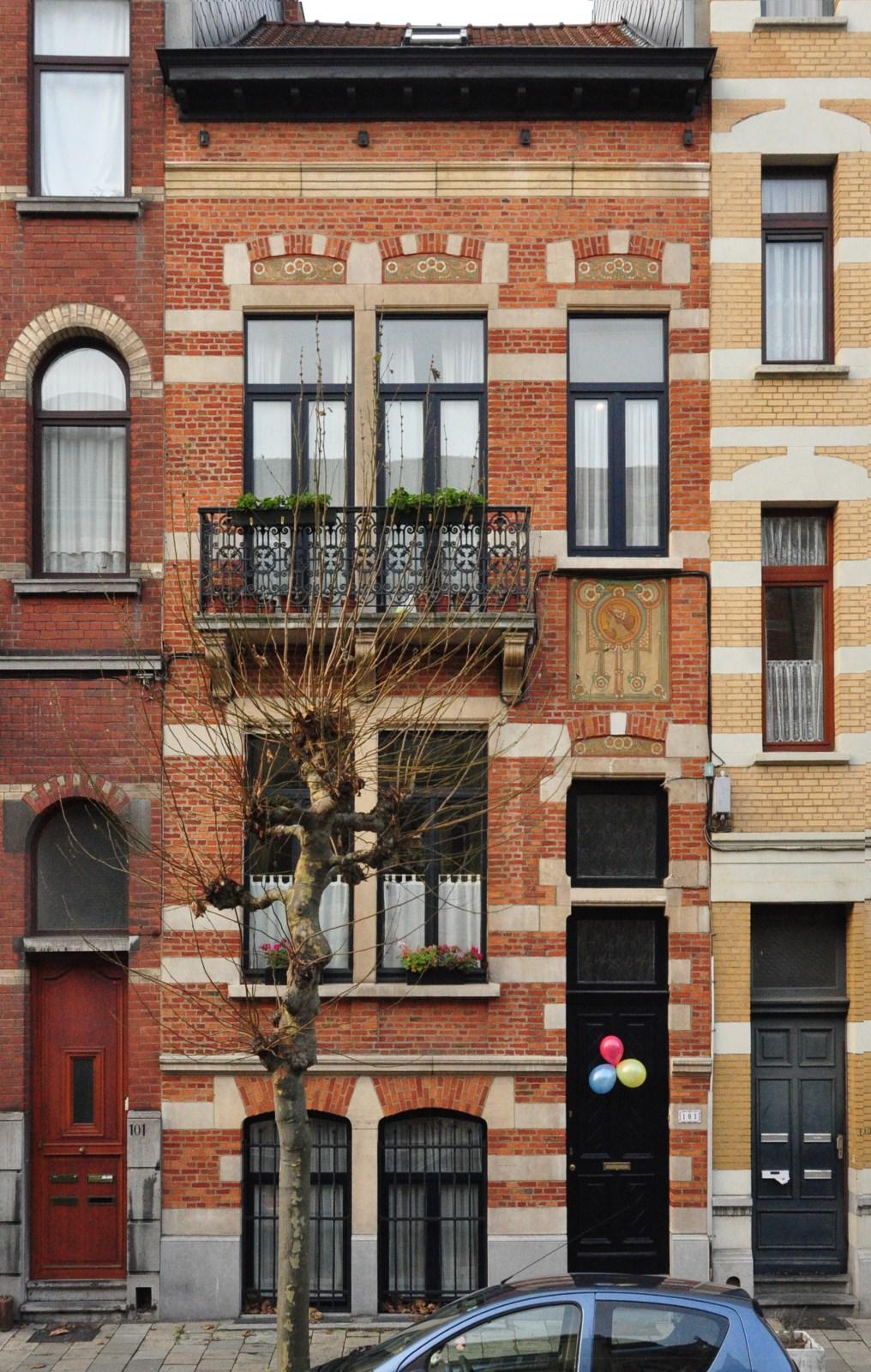 Avenue Sleeckx 103, 2012