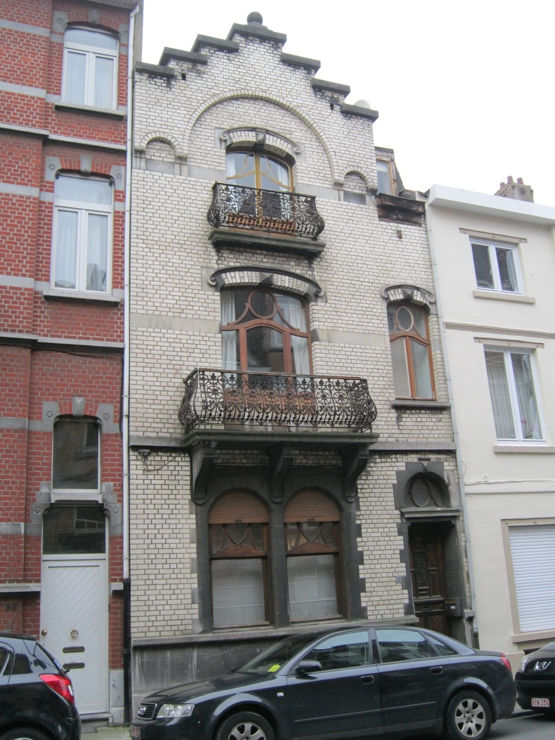 Rue Charles Meert 88, 2015