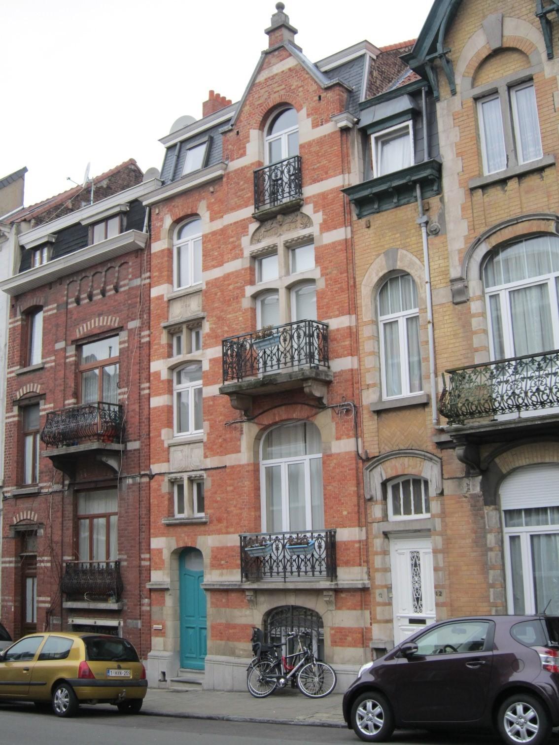 Rue Fernand Séverin 10, 2015