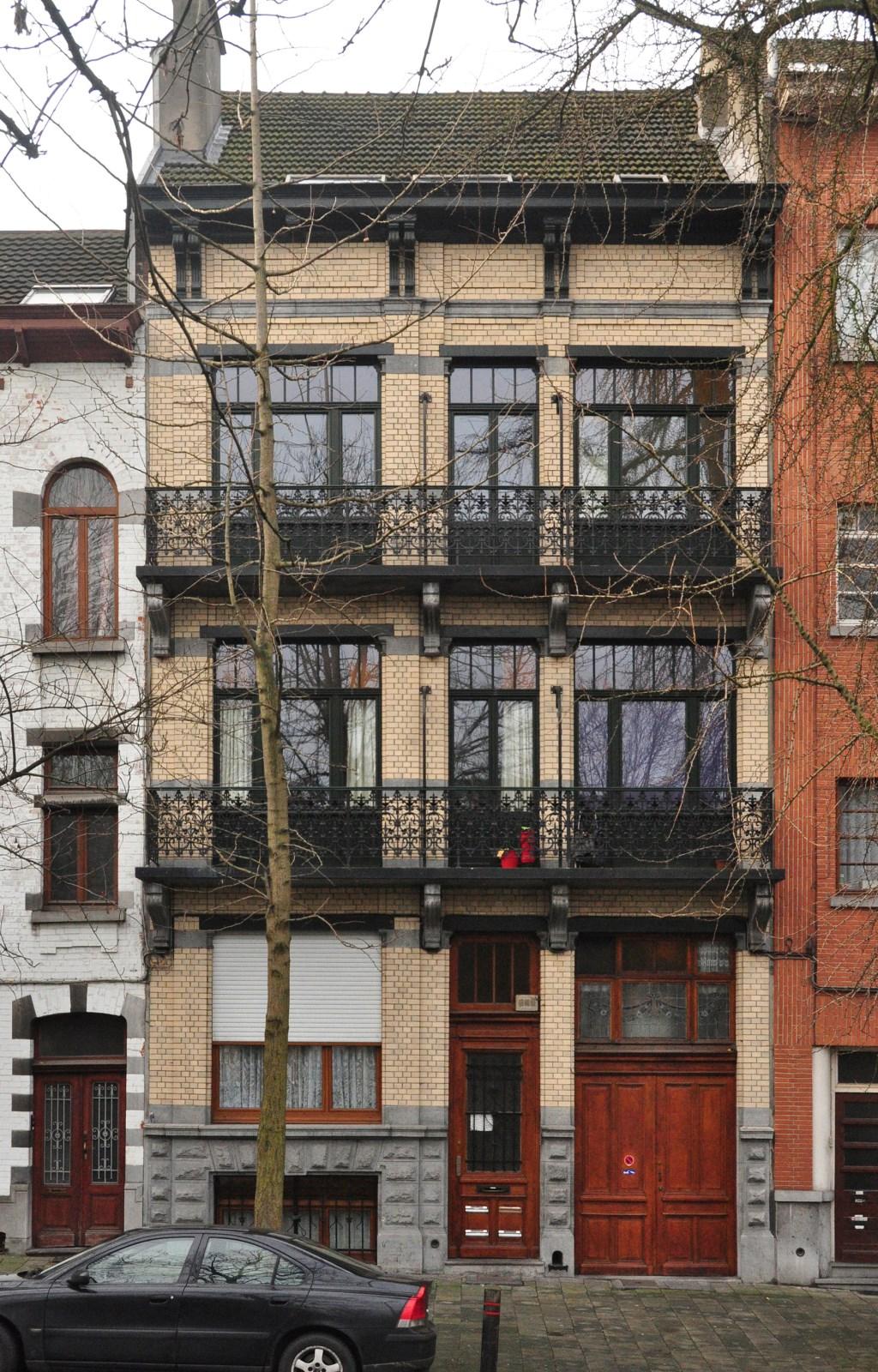 Avenue Huart Hamoir 11-13, 2012