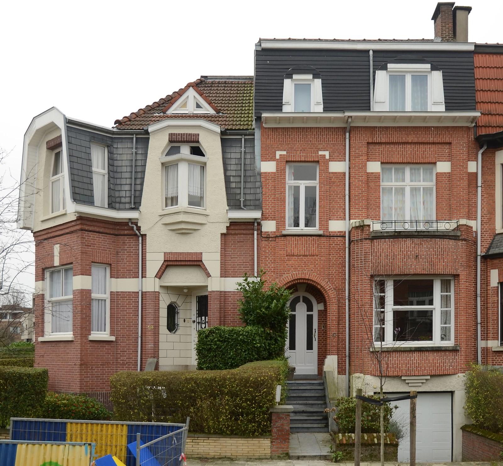 Avenue des Capucines 19 et 17, 2012