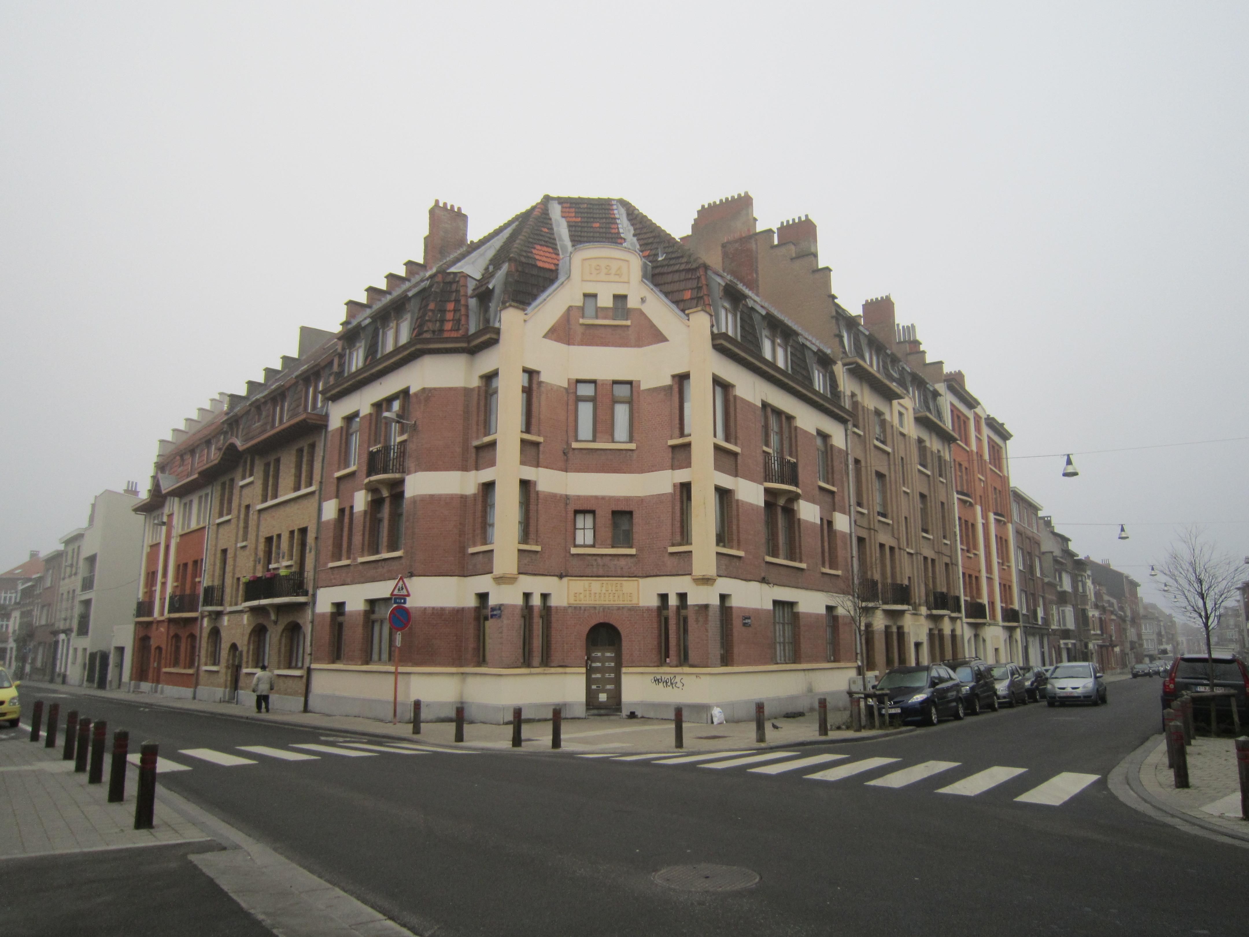 Rue Joseph Wauters 71, 2015