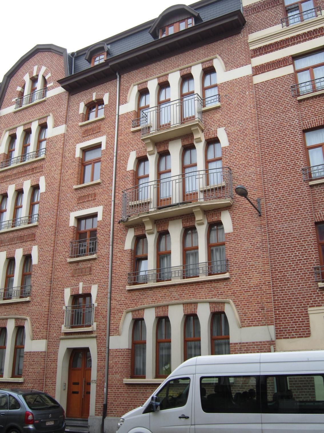 Chaussée de Haecht 672, 2015