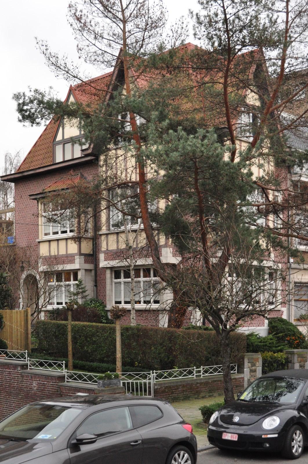 Avenue des Jacinthes 8, 2012