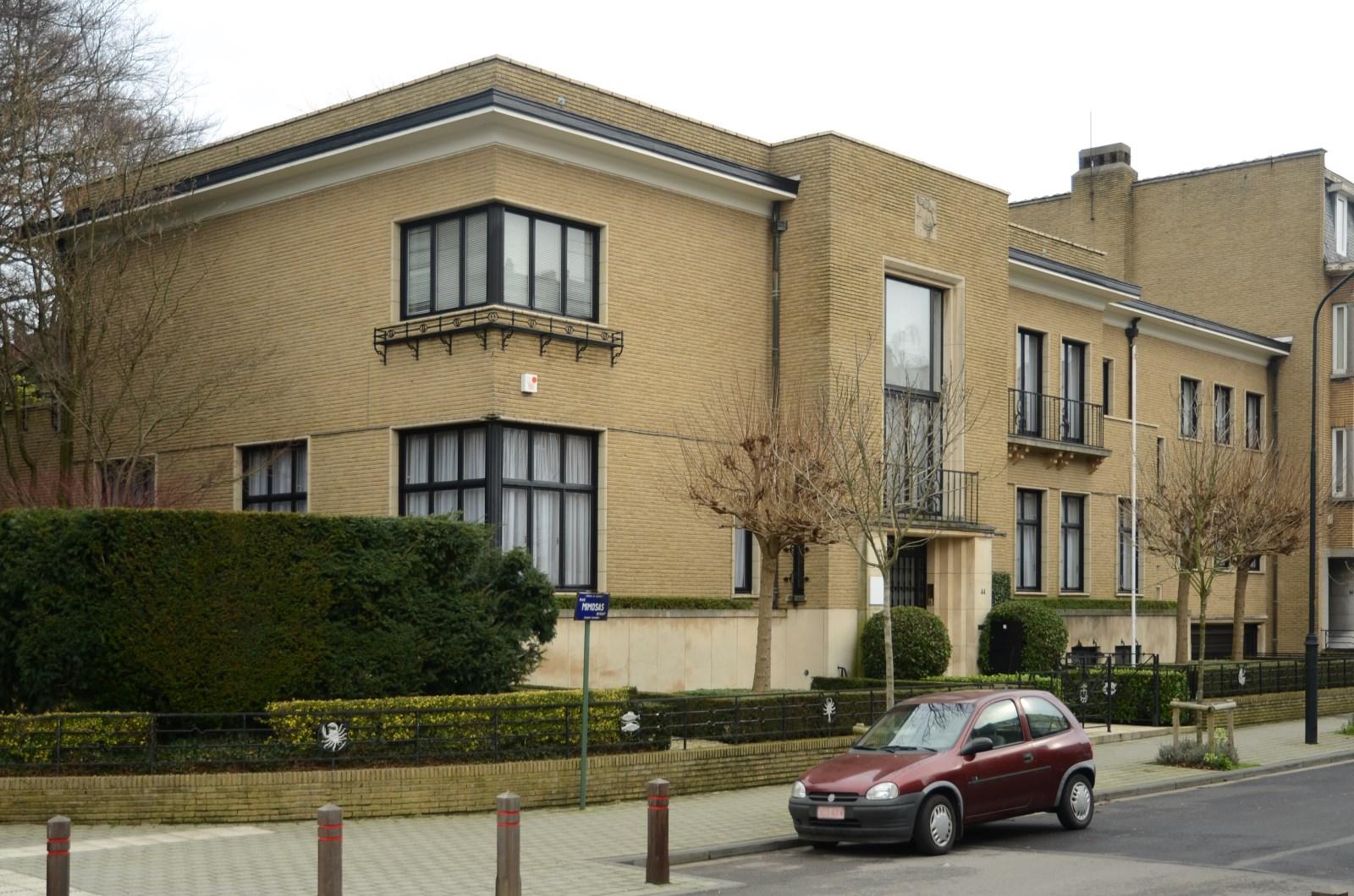Rue des Mimosas 44-44a, 2012