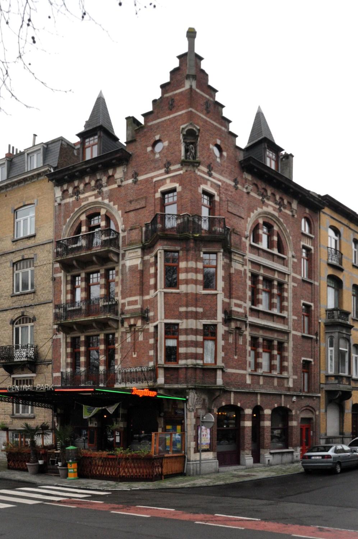 Avenue des Azalées 41 - rue Fontaine d'Amour 57, 2012