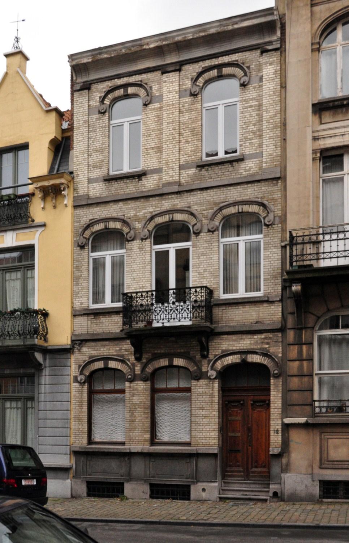 Rue Frans Binjé 12, 2012