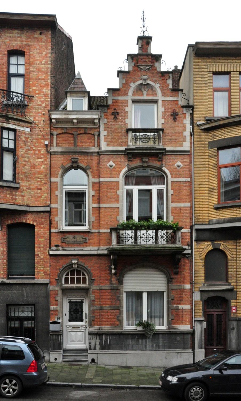 Rue Godefroid Devreese 46, 2012