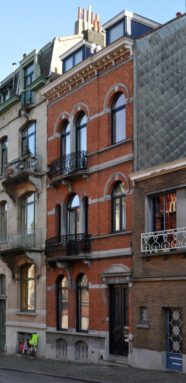 Rue Henri Stacquet 19, 2011
