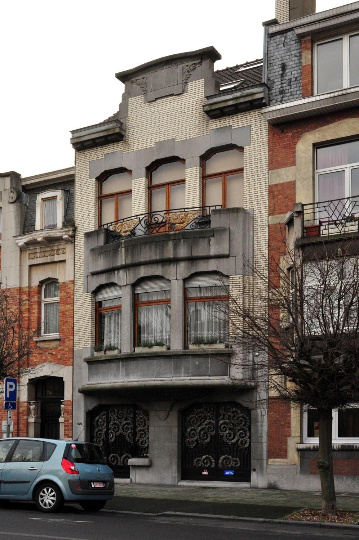 Avenue Jan Stobbaerts 105, 2011
