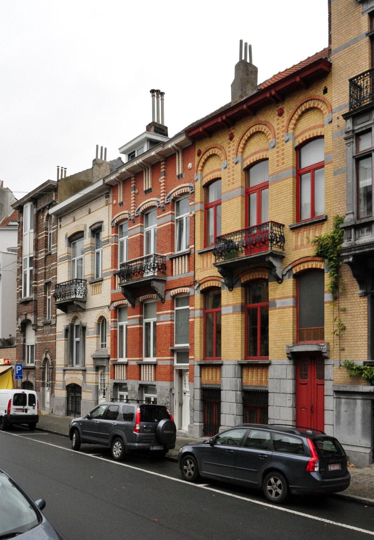 Rue des Pâquerettes 25 à 19, 2011