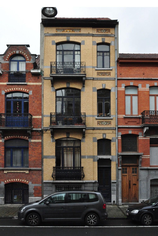 Rue des Pâquerettes 20, 2011